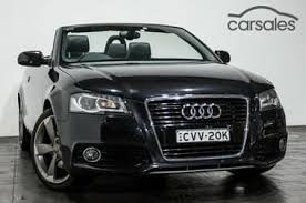black audi car used audi convertible cars for sale in australia carsales