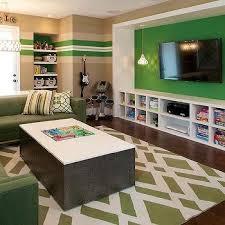 Built In Family Room Shelves Design Ideas - Family room shelving