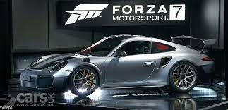 2018 porsche 911 gt2 rs revealed as porche take the new gt2 rs to
