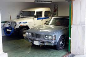 cadillac jeep 2015 file 1982 jeep cj 7 llanero u0026 1976 cadillac seville 7173345695