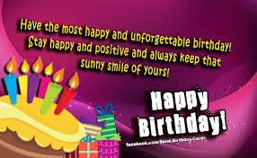 the unforgettable happy birthday cards birthday cards happy birthday
