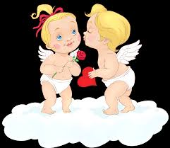 cute cupids on cloud png clipart picture gallery yopriceville