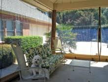 Patio Wind Screens by Patio Wind Break Deck Southern Patio Enclosures Restaurant Wind
