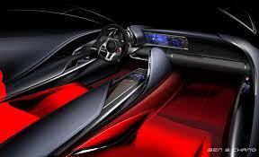 2012 lexus lf lc 2012 lexus lf lc concept interior picture number 571822