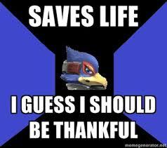Star Fox Meme - falco meme