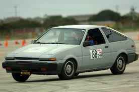 1999 Corolla Hatchback Rides