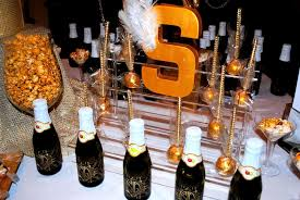 Great Gatsby Themed Party Decorations Sweet 16 Great Gatsby Birthday Party Ideas Photo 8 Of 20 Catch