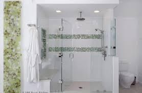 Modren Bathroom Glass Backsplash Tile E With Design Ideas - Shower backsplash