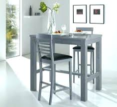 cuisine en u avec table table de bar extensible gallery of bureau with table de bar