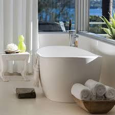 Bathroom Accent Table Modern Spa Like Bathroom Cottage Bathroom
