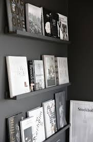 Black Book Shelves by Best 25 Book Ledge Ideas On Pinterest Baby Bookshelf Picture