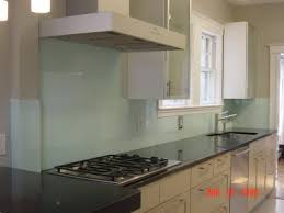 kitchen glass backsplash frosted glass as kitchen backsplash livemodern your best modern