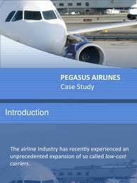 nissan canada inc case analysis case study pegasus air airlines low cost carrier