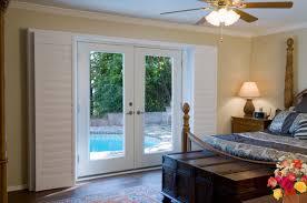 window shutters for bedrooms bedroom window treatments decorative indoor shutters for doors