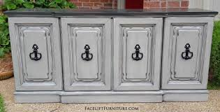 hutches cabinets u0026 buffets painted glazed u0026 distressed