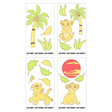 disney baby lion king photo pic lion king wall decals home decor