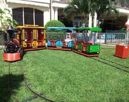 Backyard Trains For Sale by Mechanical Ride Rentals In Miami