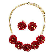 red chain necklace images Red all fashion jewelry for jewelry watches jcpenney 8,0,0