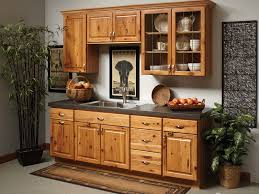 what paint color goes best with hickory cabinets kitchen cabinet woods and finishes bertch manufacturing