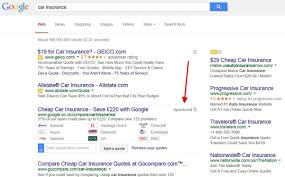 google results for car insurance could look diffe very soon