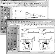 creating electrical schematics microsoft visio version 2002