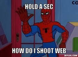 Spiderman Meme Generator - spiderman meme generator hold a sec how do i shoot web efcd21