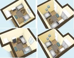 comment disposer les meubles dans une chambre lit pour chambre dressing pour chambre u2013 50 ides