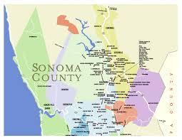 sonoma california map wineries in sonoma county california map sonoma ca mappery