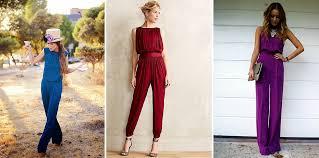 wedding dress jumpsuit trendy bridesmaid jumpsuit fashion looks ideas weddceremony