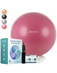 amazon co uk anti burst exercise balls u0026 accessories