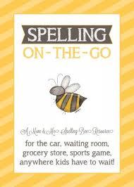26 best spelling bee images on pinterest spelling ideas