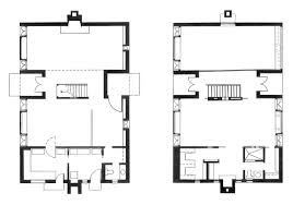esherick house plan dimension google search modern pinterest