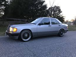 1990 mercedes 190e 1990 mercedes 190e 2 6 liter 2 owners mercedes maintained for sale