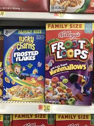Lucky Charms Meme - put me like they sell lucky charms mixed with frosted flakes and