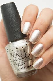 opi nl t67 this silver u0027s mine nail lacquer pinterest opi