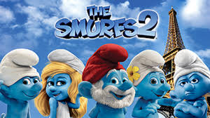 smurfs 2 movie background image pc cartoons wallpapers