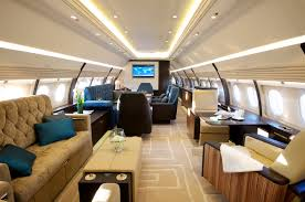 Interior Design Soft by Ideas U0026 Tips Great Private Jet Interior Design With Soft Brown