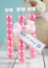 baby shower souvenirs gumball baby shower favors squared