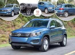 volkswagen tiguan 2016 blue volkswagen tiguan caricos com