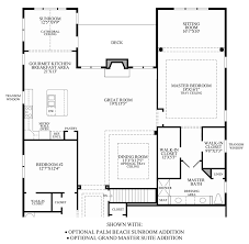regency at stow the villas collection the bowan home design