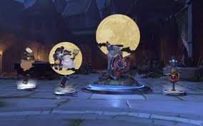 overwatch halloween mercy check out all the new skins victory poses and emotes available in