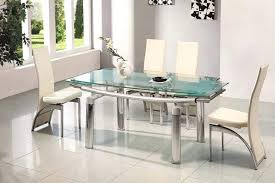 modern white leather dining chairs ideas u2014 rs floral design how