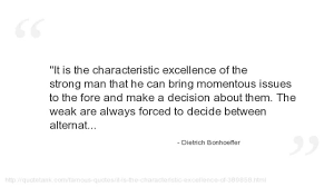 dietrich bonhoeffer quotes youtube