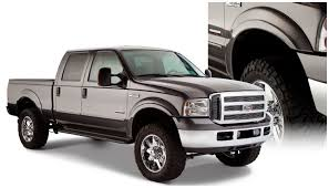 Ford F250 Truck Parts And Accessories - amazon com bushwacker 20909 02 ford oe style fender flare set
