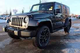 jeep unlimited 2018 jeep wrangler jk unlimited for sale in edmonton alberta