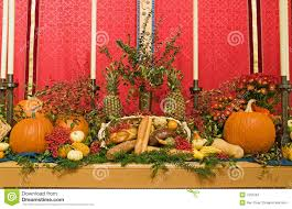 thanksgiving church altar stock image image 7331281