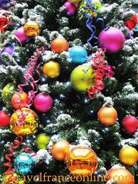 christmas tree decorations online travel france