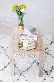Glam Coffee Table by Coffee Table Styling Lush To Blush