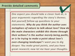 how to write a case study analysis paper 3 ways to write a commentary wikihow