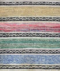 Swedish Plastic Woven Rugs Colorful Swedish Woven Rug